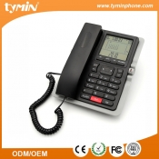 China Aliexpress 2019 Newest Model Helpful Jumbo LCD Corded Telephone with Caller ID Function (TM-PA006) factory