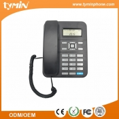 Aliexpress Hot Sale Fixed Caller ID Corded Phone with Caller ID Function for Office and Home Use Manufacturer (TM-PA105)