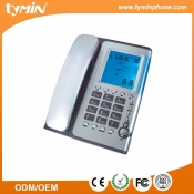 China FSK / DTMF Jumbo CLI Corded Telephone for Business / Office / Home (TM-PA086) factory